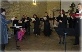 choeur de chambre concert du choeur de chambre de la baronnie colomby anguerny