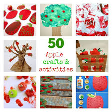 apple themed activities for kids kids play box
