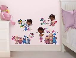 Wall Bedroom Stickers 27 New Doc Mcstuffins Wall Decals Disney Bedroom Stickers Girls