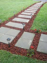 Walkway Ideas For Backyard by Best 25 Outdoor Walkway Ideas On Pinterest Diy Walking Path