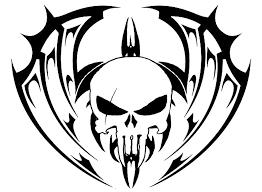 tribal skull tattoos triball skull pinterest tattoo tatoo