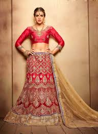bridal wear lehenga choli bridal buy online india designer wedding bridal