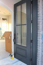 Exterior Door Colors Popular Front Door Paint Colors