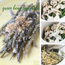 easy healthy slow cooker green bean casserole