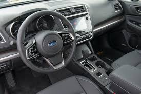 subaru legacy interior 2013 2018 subaru legacy first drive review improved handling and looks