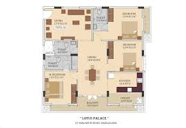lotus palace apartments in sarjapur road flats in sarjapur