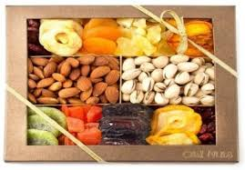 dried fruit gift oh nuts nut and dried fruit gift gift box tray vs five gourmet n
