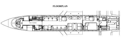 Gulfstream G650 Floor Plan | the multi million dollar gulfstream interior floor plan and multi