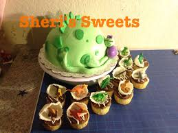 dinosaur baby shower my baby shower cake dinosaur and baby egg w