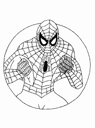 printable pictures spiderman color pages 26 for coloring print
