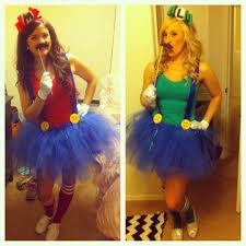 Donald Daisy Duck Halloween Costumes Girly Mario Luigi
