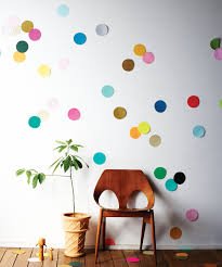 wee birdy the insider s guide to shopping design interiors how to make beci orpin s giant confetti wall