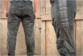 leather motorcycle pants rascal leather motorcycle pants by el solitario