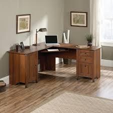 Fully Assembled Computer Desks by Loon Peak Newdale L Shaped Computer Desk U0026 Reviews Wayfair
