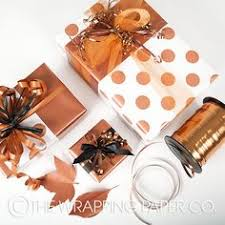 copper wrapping paper copper christmas wrapping paper festival collections