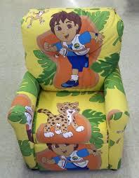 Dora The Explorer Bedroom Furniture by Children U0027s Recliners U0026 Rockers Thompson Furniture Bloomington