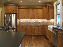 Kitchen Pine Cabinets Knotty Pine Cabinets Kitchen Beach With Backsplash Beach House