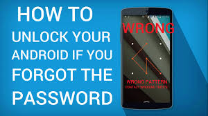 android pattern tricks unlock phone even if forgot the password pattern lock youtube