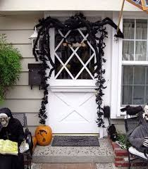 Outdoor Halloween Decorations Spiders by 50 Cool Outdoor Halloween Decorations 2012 Ideas Family Holiday