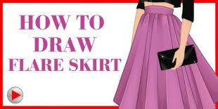 how to draw jeans i draw fashion