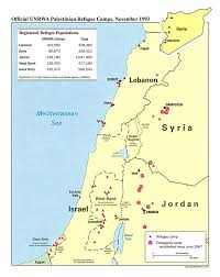 Middle East On Map by The Middle East Maps Israel And The Occupied Territories