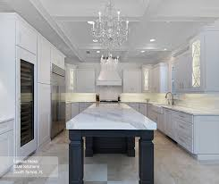 island for kitchens white kitchen cabinets with a grey island omega