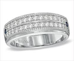 untraditional wedding bands men s wedding bands from vera wang inside weddings
