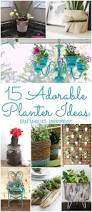 Outdoor Planter Ideas by 231 Best Outdoor Decor Ideas Images On Pinterest Outdoor Decor