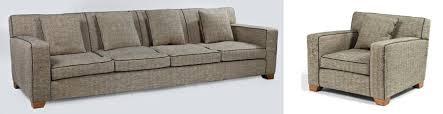 canapé grange jacques grange atelier delaplace un canapé et trois fauteuils garni de