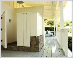 Outdoor Shower Room - outdoor shower enclosure kit home design ideas