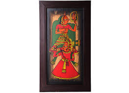 Home Decor Online by Buy Antique Phad Painting Online Handicrafts Online Wall Home