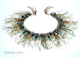 jewellery designers profile katherine song swarovski jewellery designer