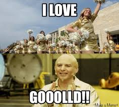 Goldmember Meme - saw mizzou tigers cheerleaders outfits and can t stop thinking