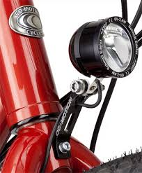 co motion cycles dynamo light fork mount