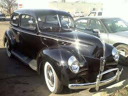 Classic Ford Truck 1940 - our new service truck chico ca mobile locksmith service
