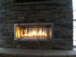 indoor outdoor fireplace gas fire
