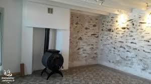 chambre des notaires de maine et loire vente maison 4 pièces la pommeraye 105 000 maison à vendre