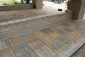 Slate Patio Pavers 16 X 16 Ez Slate Patio Block At Menards
