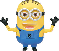Minion Desk Accessories by Thinkway Toys Minion Dave Talking Action Figure Minion Dave