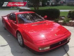 testarossa exhaust 1991 testarossa gorgeous upgraded exhaust