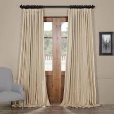 wide priscilla curtains wayfair
