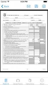 virginia child support worksheet worksheets releaseboard free