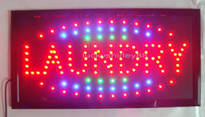 shop open sign lights wholesale 2016 sale led laundry signs neon super brightly