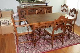 vintage dining room set antique vintage dining room set antique appraisal instappraisal
