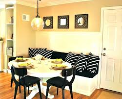 Banquette Seating Dining Room Furniture Corner Banquette Bench Tufted Curved How To Build With