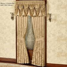 Priscilla Curtains With Attached Valance Beautiful Sheer Priscilla Curtains With Attached Valance
