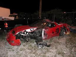 corvette crash c5 corvette crash with semi smokinvette com forums