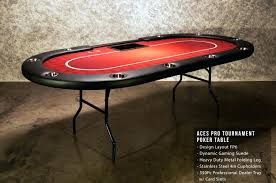 poker table with folding legs folding poker table cover octagon top uk followfirefish com
