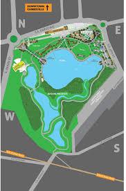 Gainesville Fl Map Park Map U2014 Depot Park