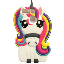 aliexpress com buy new cartoon unicorn minions minnie case for